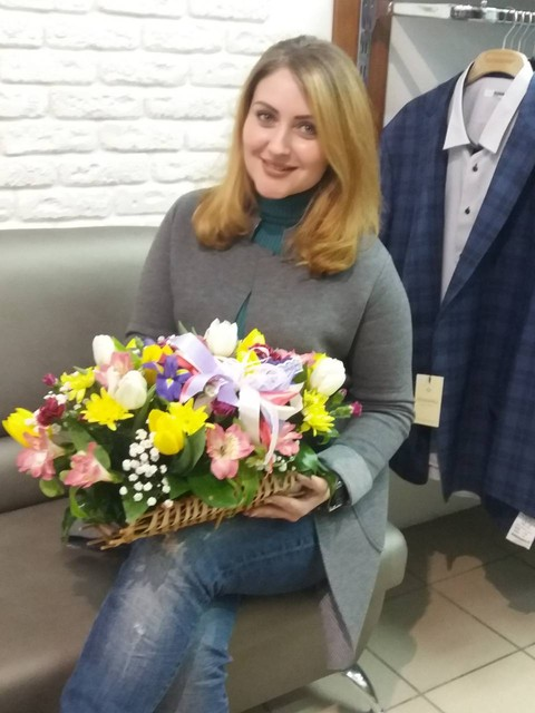 Oksana - flowers from Miyamori 30$