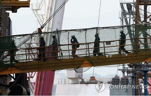 【韓国経済崩壊】韓国人「現代重工業で氷河期が始まる…8月から賃金最大50%カット!最大7000人が解雇され今年の夏は残忍な季節に…」