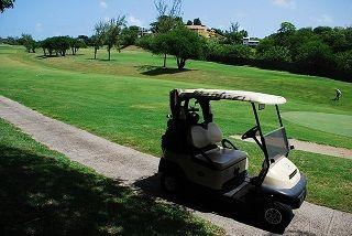 【米朝首脳会談】双方の高官がゴルフカートで下見か