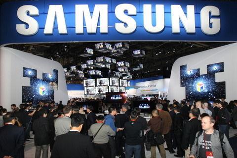 サムスン電子、海外買収企業に「SAMSUNG」付... サムスン電子、海外買収企業に「SAMSU