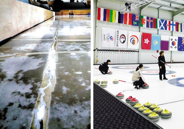 【平昌】施工不良で競技場閉鎖中、韓国に開催国メリットなし=朝鮮日報