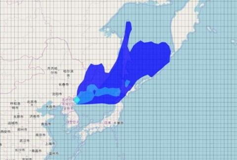 【韓国】 北朝鮮が核実験したら韓国には影響なく、日本に「放射能」が広がるという実験結果が出た