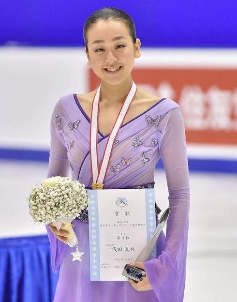 韓国人「フィギュアスケート全日本選手権大会で浅田真央が3位と成り、2年ぶりの世界選手権大会出場が決定」