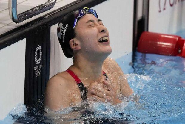 韓国人「日本、女子200m個人メドレーで金メダル獲得…金メダル獲得数世界1位に躍り出る」