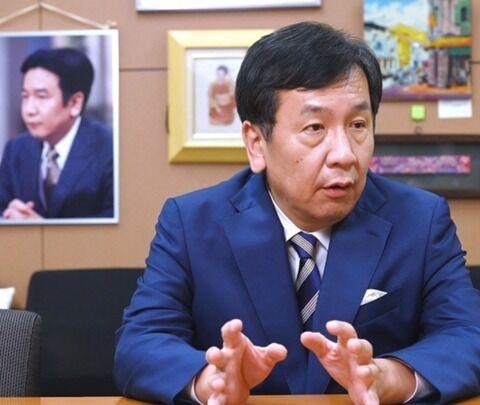 立憲・枝野代表「菅首相を退陣に追い込んだ」成果をアピール