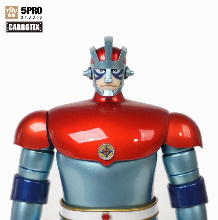 【韓国】思い出のロボットアニメ『チャンガ』のフィギュア販売