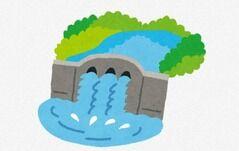中国の三峡ダム、洪水に備え放流を実施