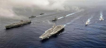 アメリカ政府が北朝鮮先制攻撃の情報をわざわざリークした本当の意図がヤバすぎる!!!! 既にCIAは北朝鮮に入って内乱要員を押さえているらしい!!!! ガチで始まるぞ・・・