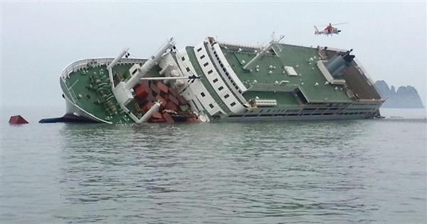 【セウォル号沈没】捜査への不信拡大、船に「軍用の鉄骨100トン積載」と判明 韓国政府幕引き、遺族抵抗