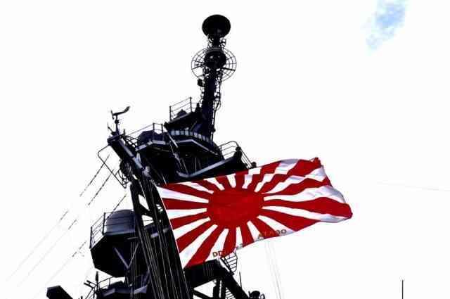 韓国人「旭日旗を掲げた日本の軍艦が中国で大人気の模様・・・」