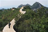 ・・莫迦だなぁ・・【中国】コンクリートで修復された万里の長城、文化財局長「自分には関係ない」[H28/9/27]