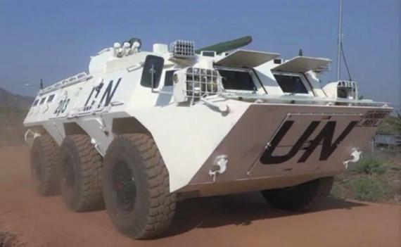 米NGO「南スーダンの中国PKO部隊、持ち場捨て逃走」 中国国防部は反発「悪意ある中傷」