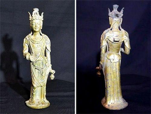 【仏像返せニダ】日本人所蔵の百済金銅観音像、111年ぶりの故国(韓国)帰還なるか