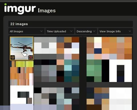 imgurの画像の削除方法