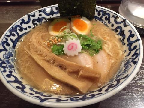 東京駅らー麺