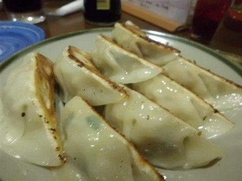 おいしいギョーザの店 山崎の餃子