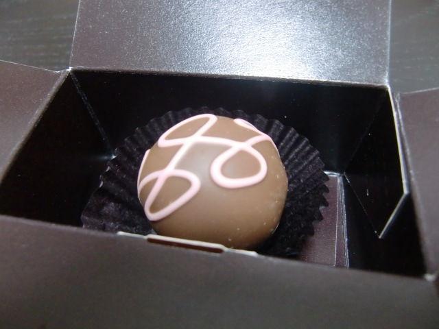 GODIVAのナポリタンチョコレート