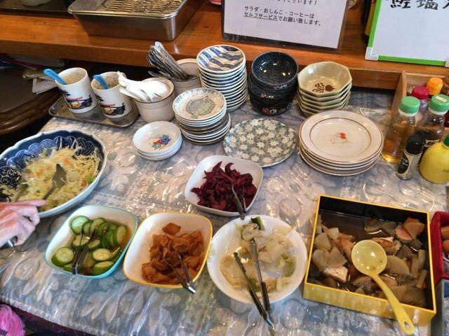 お惣菜食べ放題!