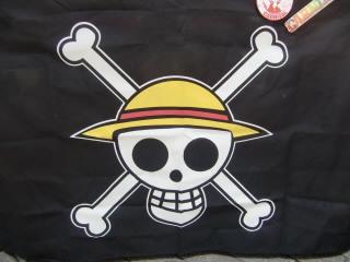 麦わら一味海賊旗