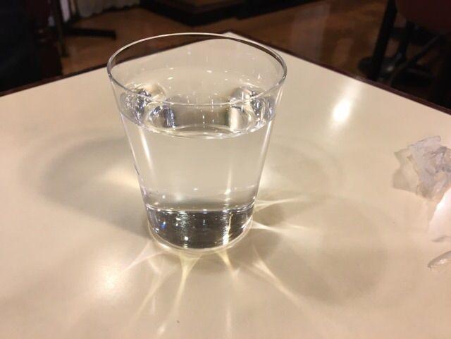 これがお水