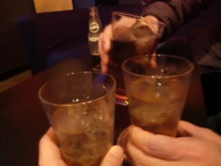 SugarTownで乾杯2