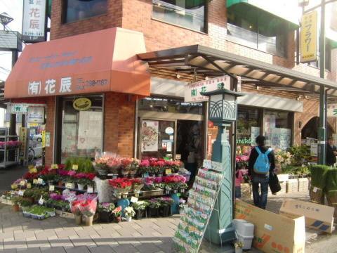 花屋の2階の喫茶店フラワー