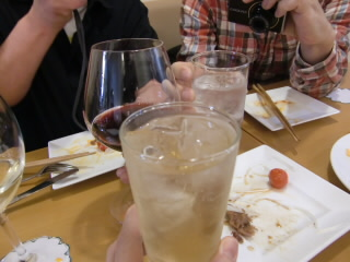 魔法の粉で乾杯2