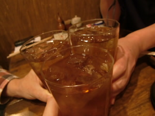 LeLeで乾杯2