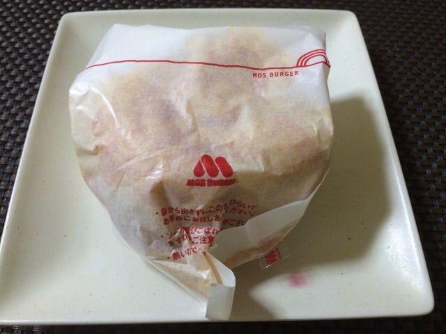 ぬれバーガーナポリタン風味のパッケージ
