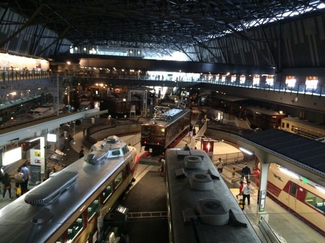 乗り物テーマパーク【電車・自動車・飛行機・船】