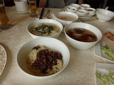 Dragon Phoenixで麺!