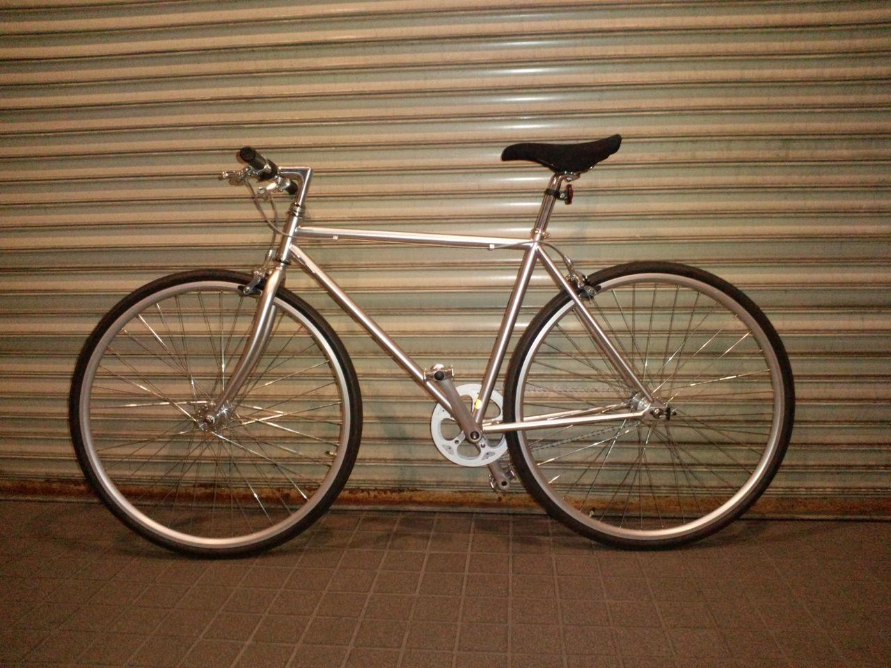 無印良品 自転車 700C シングル ...