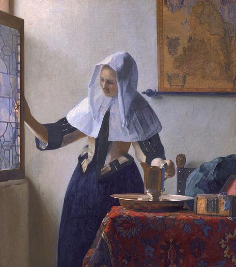 Vermeer_woman