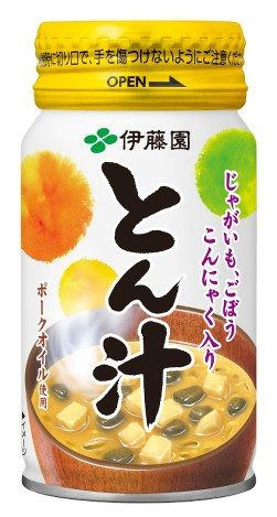 伊藤園が業界初、缶入り「とん汁」を22日に発売!なお豚肉は入っていない模様