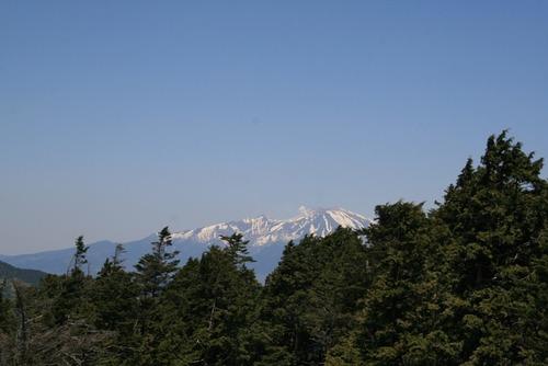 奥三界岳 ふれあい登山 077