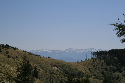 奥三界岳 ふれあい登山 030
