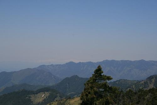 奥三界岳 ふれあい登山 098