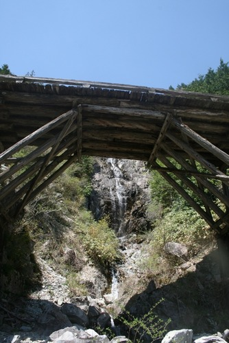 奥三界岳 ふれあい登山 137