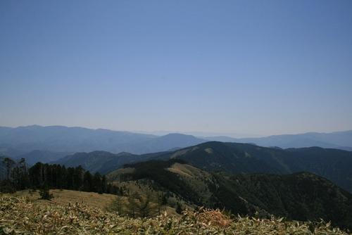奥三界岳 ふれあい登山 061