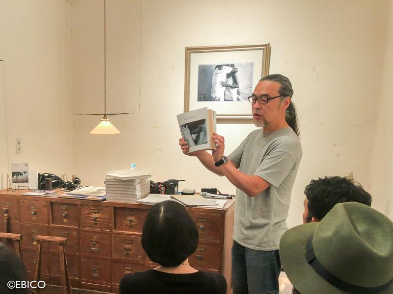 写真家・須田誠さんの写真集『GIFT from Cuba』出版に伴う写真展のオープニングトークに行ってきました