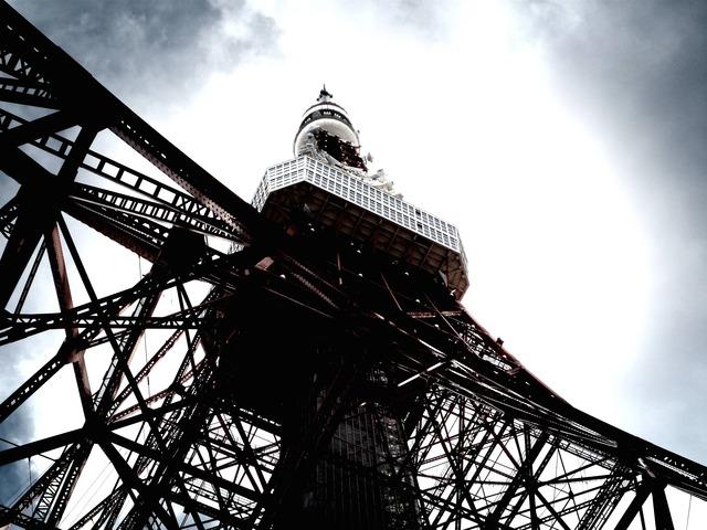 東京タワーが好きです。えっ!?今さら?だってスカイツリーが上手く撮れないのだもの。