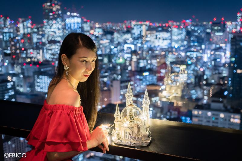 都会(まち)の宝石【モデル:和田晶子さん】