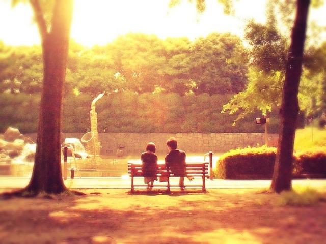 2人でいるだけで 世界は輝き続ける