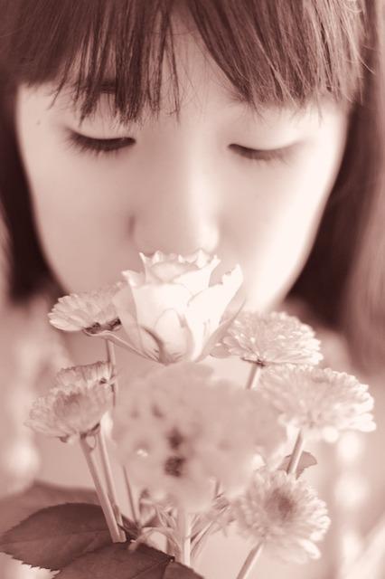 花の香り 君の匂い 僕の想い