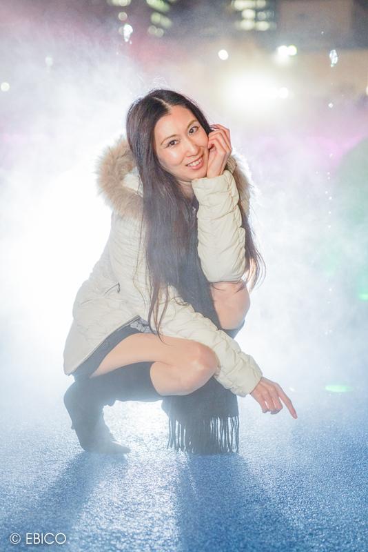 光の国から始まる物語♪2【モデル:和田晶子さん】
