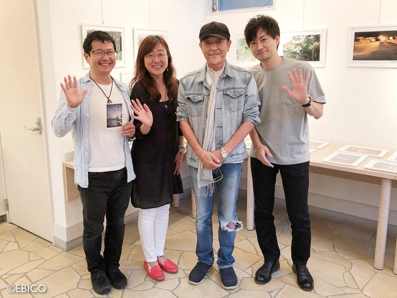 小澤忠恭さんの写真展に行ってきました♪【2017年 小澤忠恭写真展@大磯  「私版大磯百景 + 庭のママちゃん」】