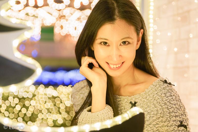 光の国から始まる物語♪4【モデル:和田晶子さん】