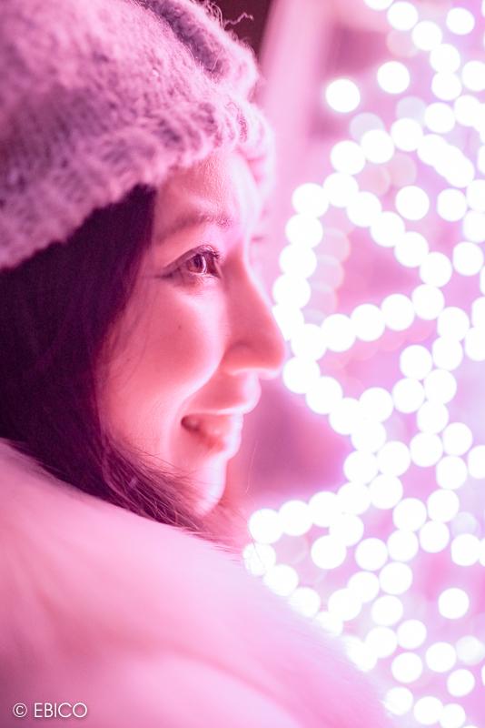 光の国から始まる物語♪3【モデル:和田晶子さん】