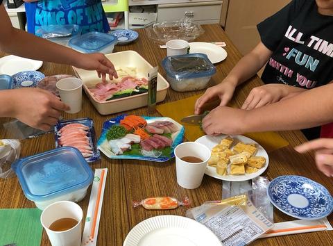 2019手巻き寿司