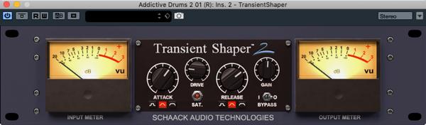 Addictive Drums 2 01 R Ins 2 TransientShaper
